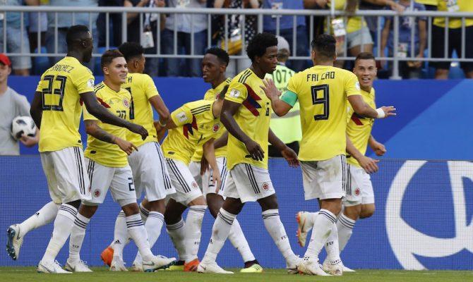 Colombia vs. Costa Rica