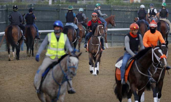 Favoritos Belmont Stakes 2020