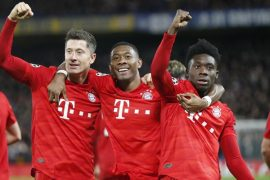 Bayern Múnich, Favoritos Champions League