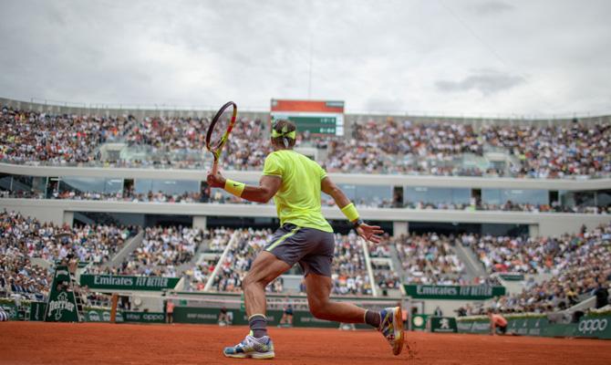 Rafael Nadal, líder de los favoritos para ganar Roland Garros
