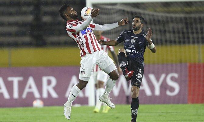 Copa Libertadores Junior vs Independiente del Valle