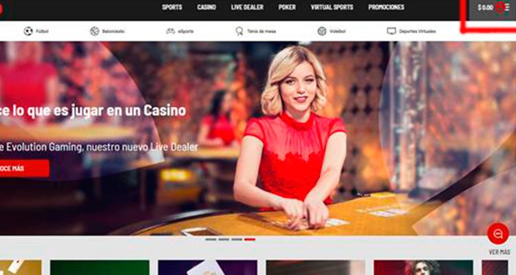 Ingresar dinero con Banco Santander