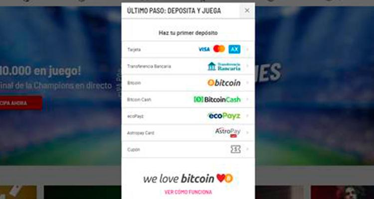 Métodos de pago Banco Santander