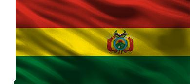 Bandera de Bolivia para Apuesta.com.co